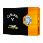 Callaway- HEX Warbird golf ball