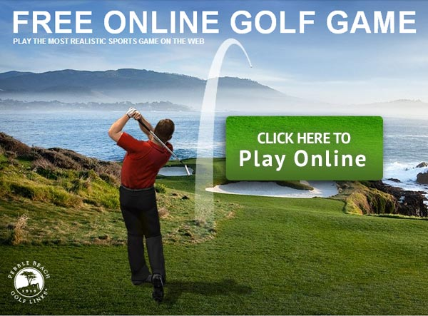 FREE ONLINE GOLF GAME