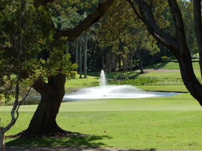 Port Macquarie Golf Course-
