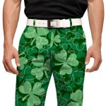 Loudmouth – St.Patricks Lucky pants