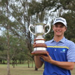 Brett Coletta Wins Queensland Open