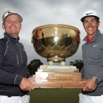 Denmarks Soren Kjeldsen and Thorbjorn Oleson Win World Cup of Golf