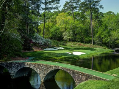 WIN a trip to the US Master at Augusta.