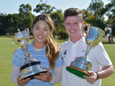 International champions crowned after Australian Amatuer Finals